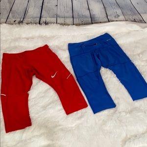 Preloved Nike Dri-fit capri pants (2)